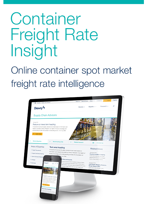 Container Freight Rate Insight (Annual Subscription)