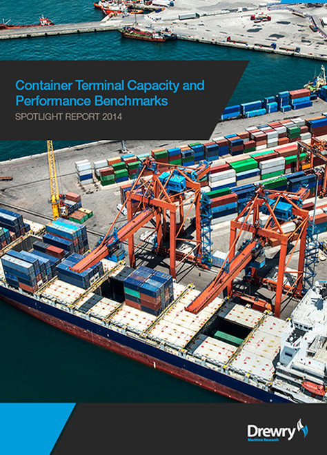 Container Terminal Capacity and Performance Benchmarks 2014