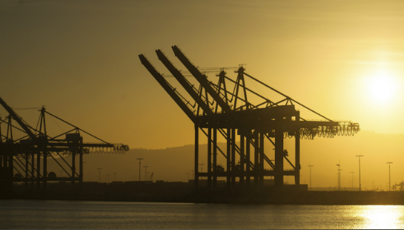 Container terminal portfolio valuation