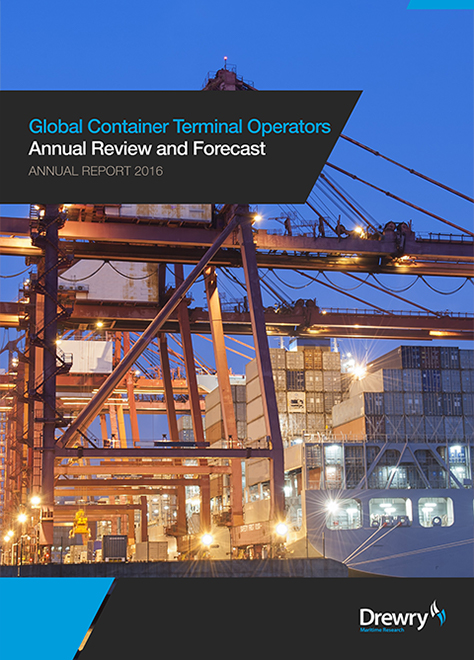Global Container Terminal Operators Annual Review and Forecast 2016