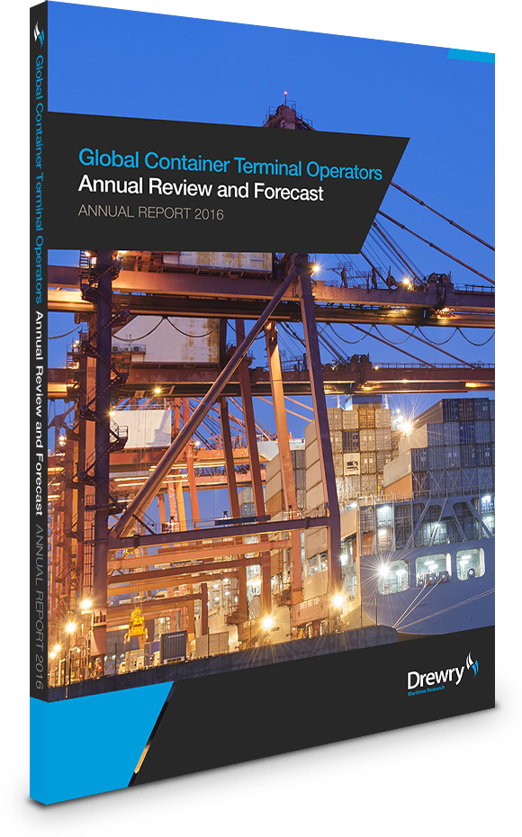 Global Container Terminal Operators Annual Review and Forecast