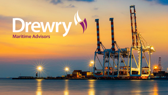 Drewry presentation at TOC Container Supply Chain Conference, Amsterdam 18 June 2019