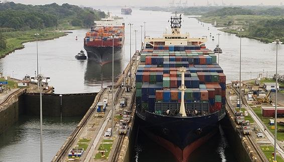Panama: the chosen route