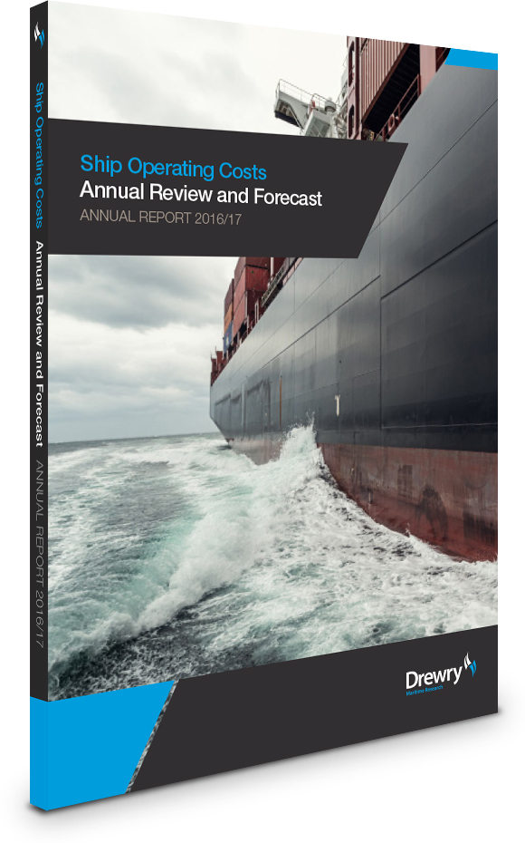 Ship Operating Costs Annual Review and Forecast 2016/17