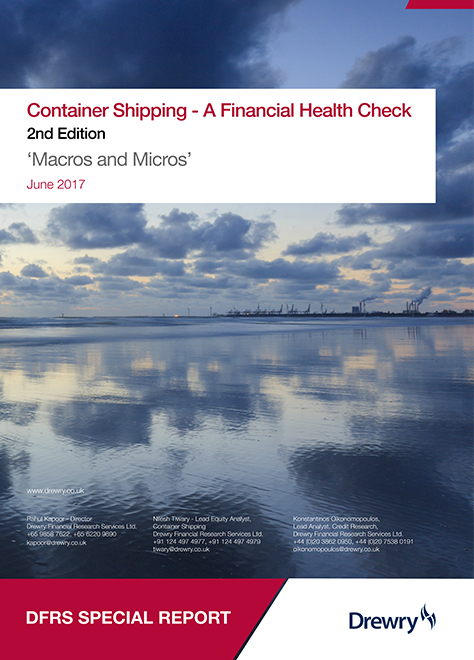 Container Shipping 2nd Edition Special Report - A Financial Health Check