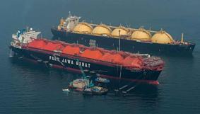 Market study of LNG and FSRU vessels
