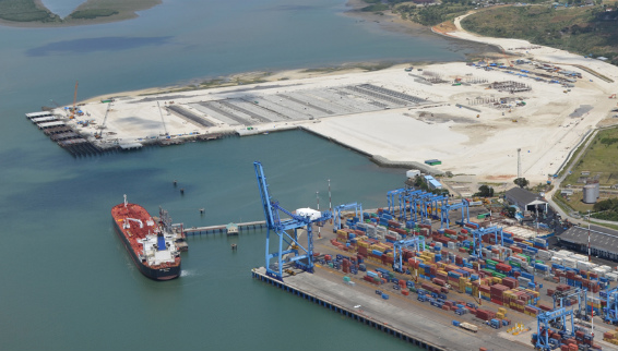 Market Study for Mombasa Second Container Terminal, Kenya
