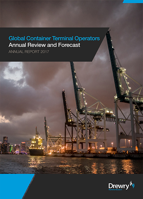Global Container Terminal Operators Annual Review and Forecast 2017