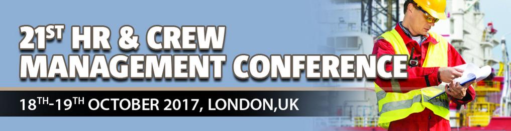 21st HR & Crew Management Conference