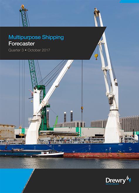 Multipurpose Shipping Market Review and Forecaster (Annual Subscription)