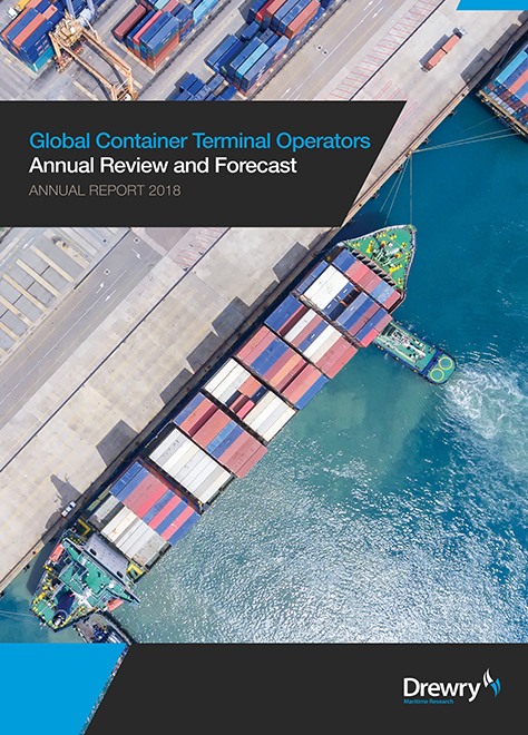 Global Container Terminal Operators Annual Review and Forecast 2018