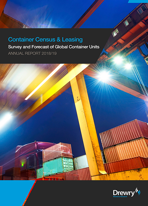 Container Census & Leasing and Equipment Insight (Annual Subscription)