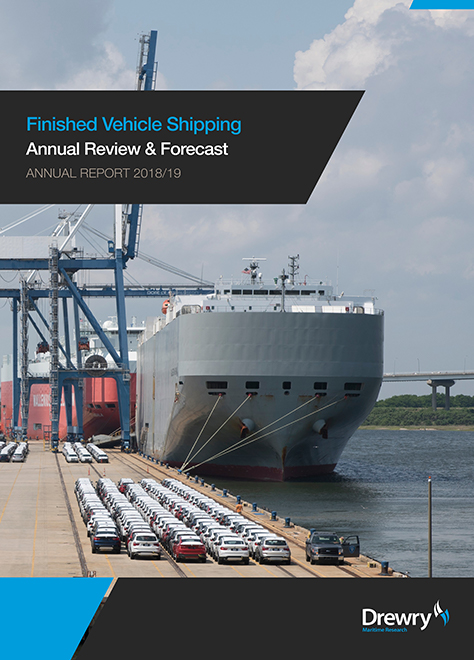 Finished Vehicle Shipping Annual Review and Forecast 2018/19
