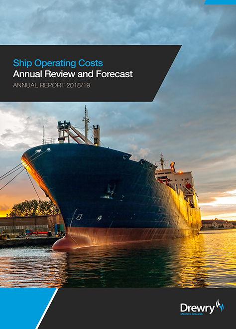Ship Operating Cost Annual Review and Forecast 2018/19