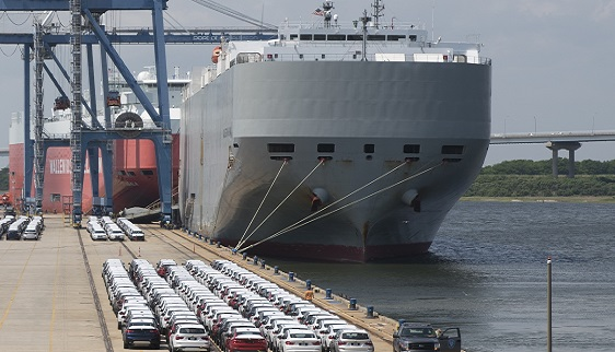Outlook for finished vehicle shipping Briefing