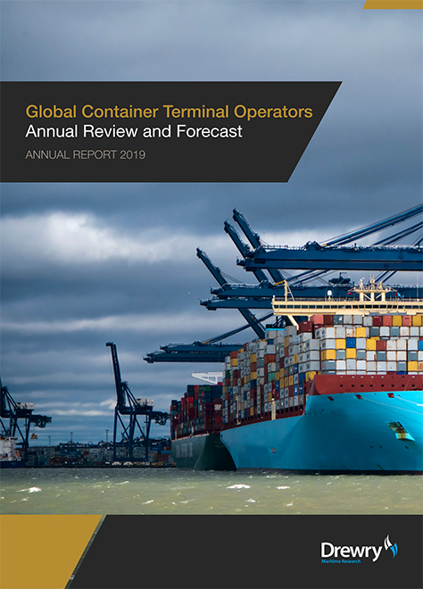 Global Container Terminal Operators Annual Review and Forecast 2019