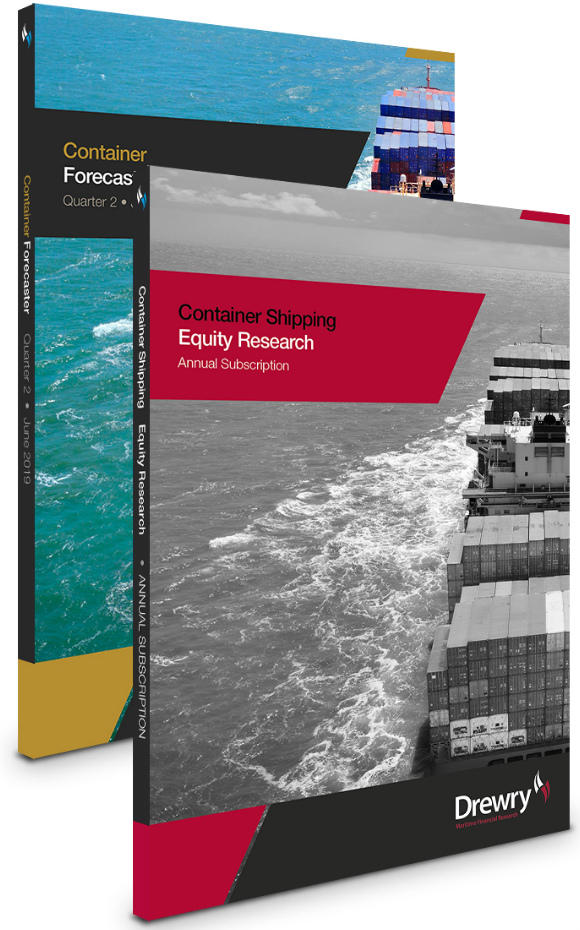 Container Shipping Market and Equity Research Package