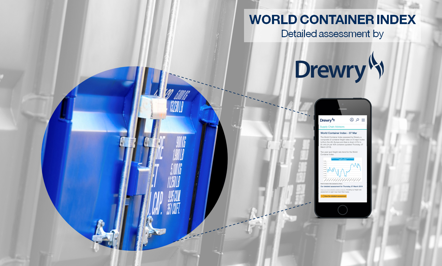 Drewry - Logistics Executive Briefing Articles