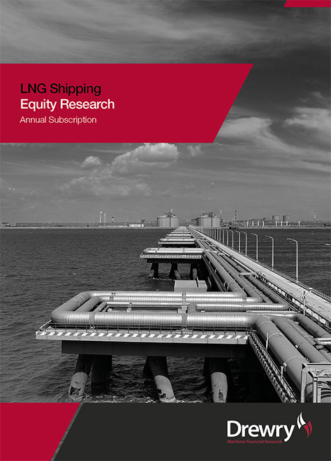 LNG Shipping Equity Research (Annual Subscription)