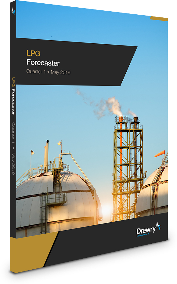 Drewry - Maritime Research Products - LPG Forecaster (Annual