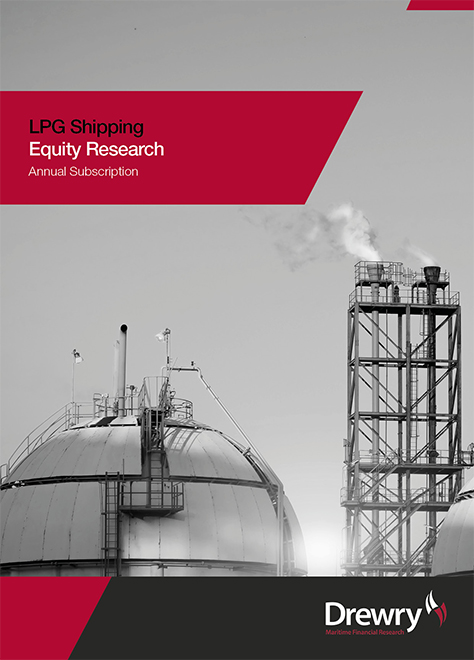 LPG Shipping Equity Research (Annual Subscription)