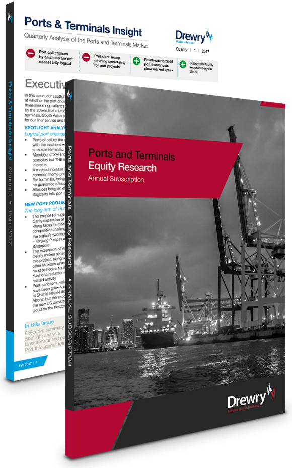 Port and Terminals Market and Equity Research Package