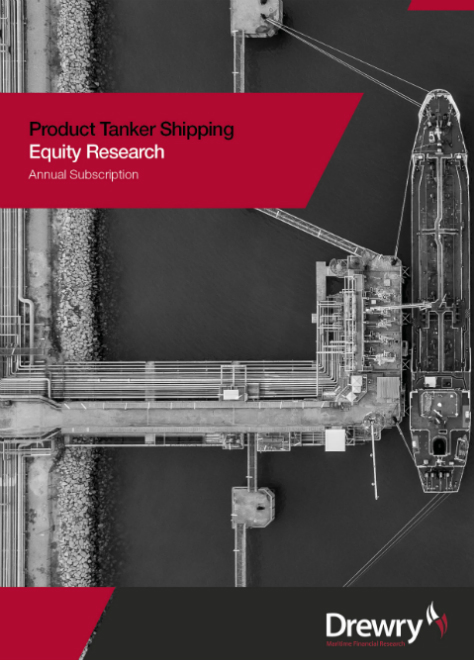 Product Tanker Equity Research (Annual Subscription)