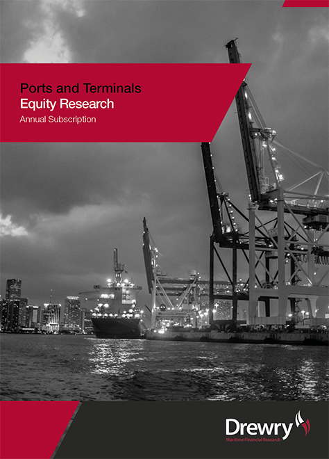 Ports and Terminals Sector Equity Research (Annual Subscription)