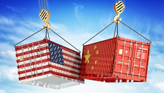 How the trade war might benefit shipping