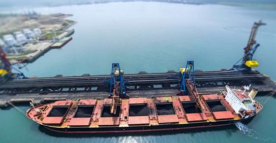 Long-term dry bulk and liquid bulk sea freight strategy