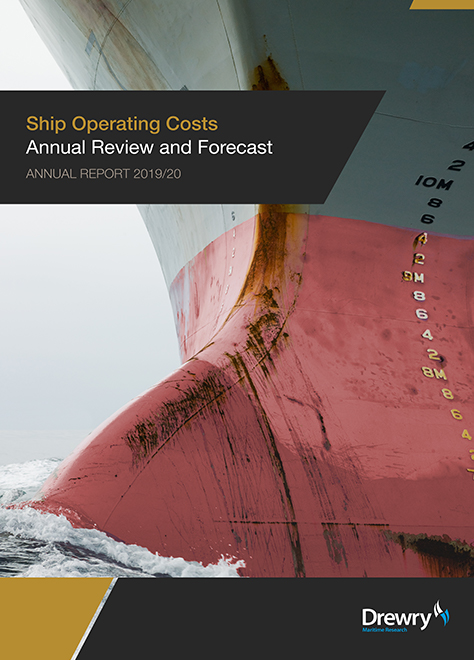 Ship Operating Costs Annual Review and Forecast 2019/20