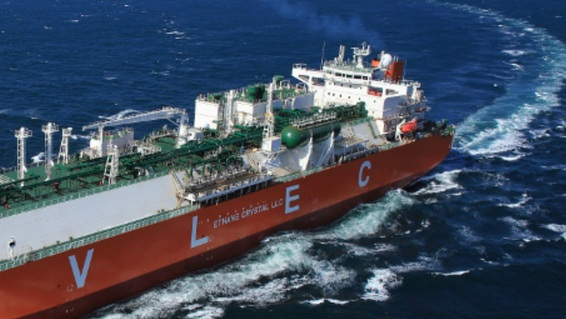 VLECs in the spotlight as US-China ethane trade strengthens