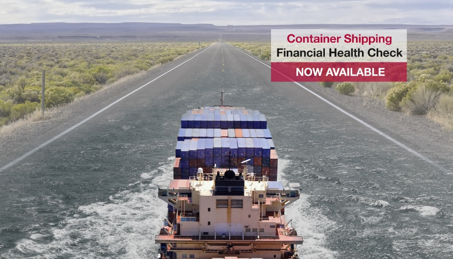 Drewry launches COVID-19 special report assessing the financial health of the container shipping industry