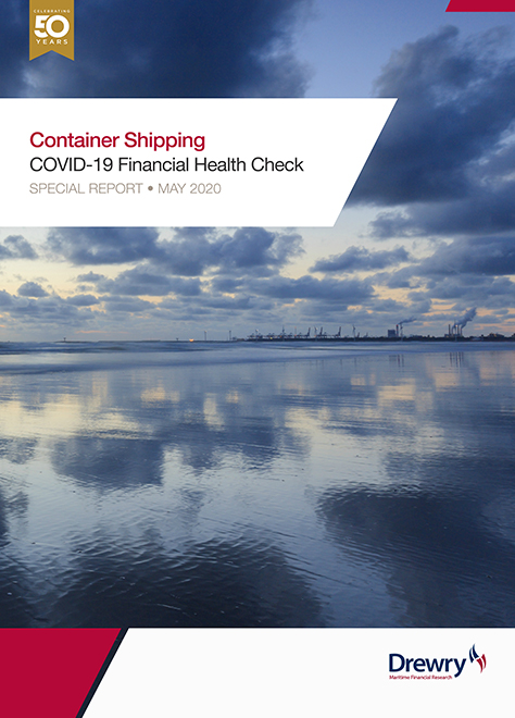 Container Shipping COVID-19 Special Report, Financial Health Check
