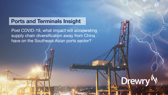 Post COVID-19 impact on Southeast Asian ports sector