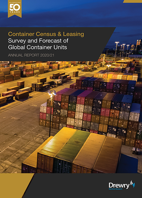Container Census & Leasing Annual Report 2020/21