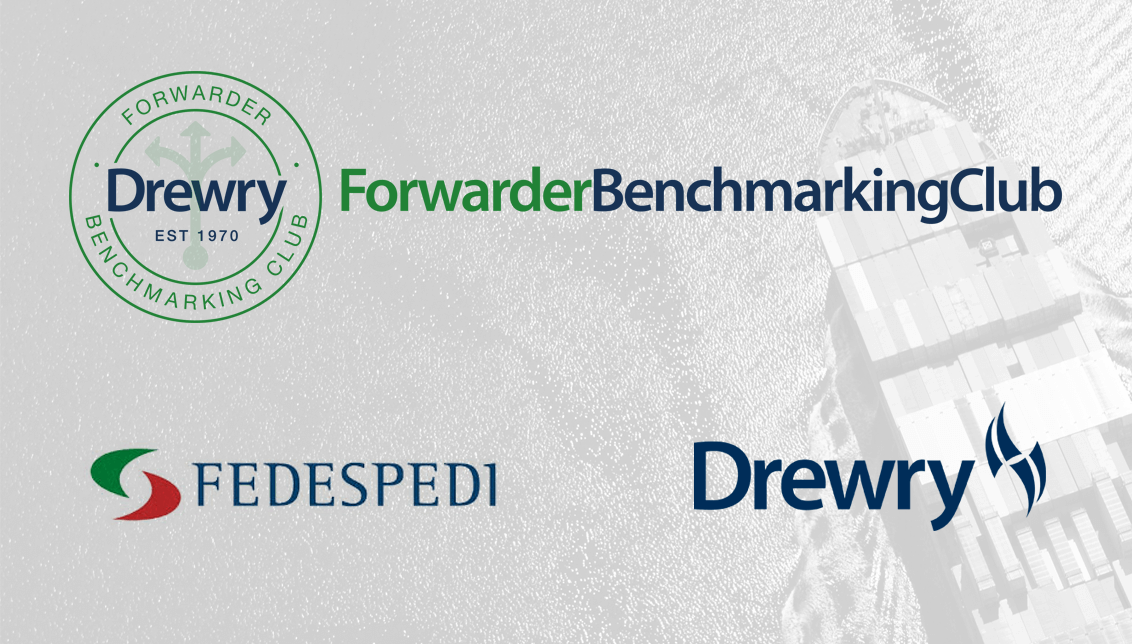 Fedespedi and Drewry to collaborate in forwarder freight rate benchmarking