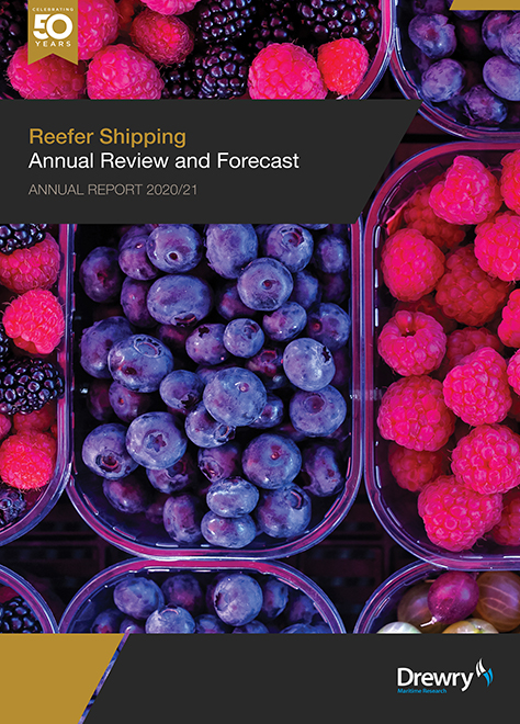 Reefer Shipping Annual Review and Forecast 2020/21