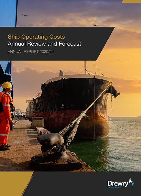 Ship Operating Costs Annual Review and Forecast 2020/21
