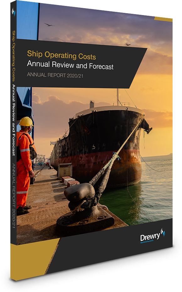 Drewry Ship Operating Costs 2020-21