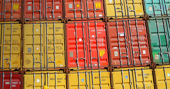 How to fix the container blockage