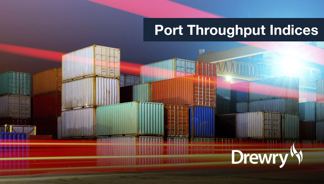 Port Throughput Indices