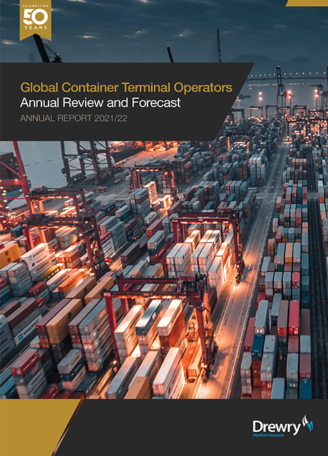 Global Container Terminal Operators Annual Review and Forecast 2021/22