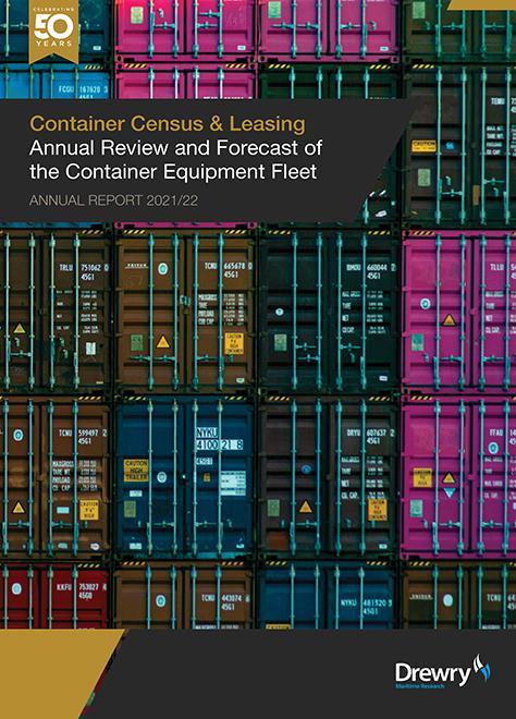 Container Census & Leasing Annual Report 2021/22